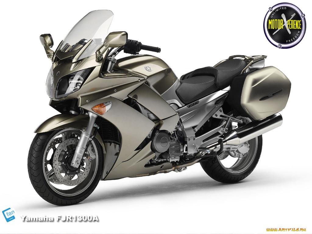 yamaha, fjr, 1300, мотоциклы